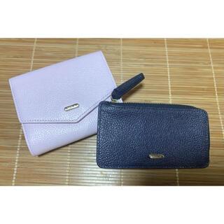 ヨンドシー(4℃)のLuria4℃ 折り財布&カードケースセット(財布)