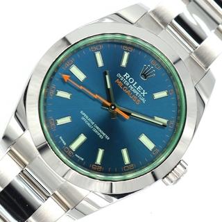 ロレックス(ROLEX)のロレックス ROLEX ミルガウス 腕時計 【中古】(腕時計(アナログ))