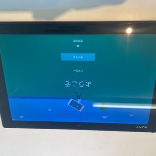 ソニー(SONY)の美品 XPERIA Z4 SGP712 Android7.1.1(タブレット)