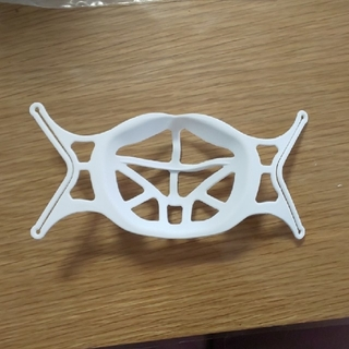 子供用 マスクブラケット インナーマスクフレーム 3枚(外出用品)