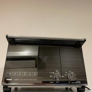 TWINBIRD - ツインバード ミラーガラスオーブントースター