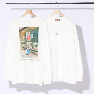 レイジブルー(RAGEBLUE)の餃子の王将 コラボロンT(Tシャツ/カットソー(七分/長袖))