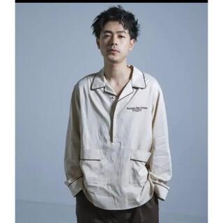 サンシー(SUNSEA)のDAIRIKU 20ss パジャマシャツ 成田凌着用(シャツ)