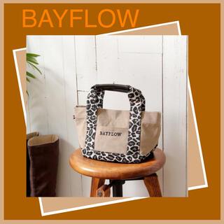 BAYFLOW - ベイフロー✦BAYFLOW✦ミニトート✦2021 最新作!