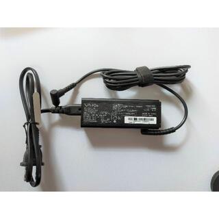 バイオ(VAIO)の純正VAIO用 ACアダプター VJ8AC10V9(PC周辺機器)