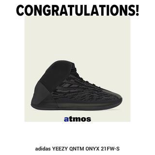 """アディダス(adidas)のADIDAS YEEZY QUANTUM """"ONYX"""" アディダス イージー(スニーカー)"""