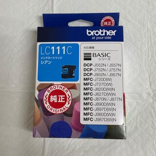brother - Brother LC111C シアン