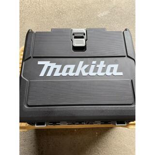 マキタ(Makita)の【新品未開封】マキタ TD172DRGX ブルー(その他)