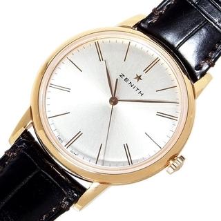 ゼニス(ZENITH)のゼニス ZENITH エリート クラシック 腕時計 メンズ【中古】(その他)