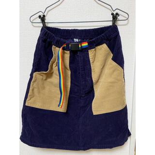 CHUMS - CHUMS チャムス コーデュロイ スカート