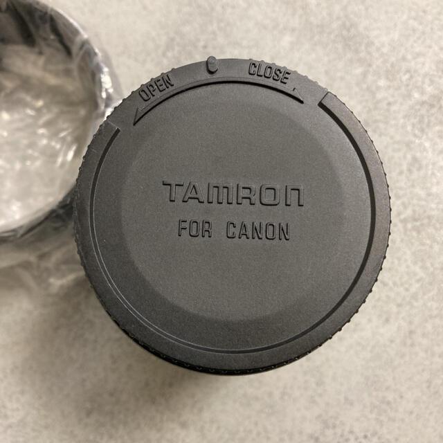 TAMRON(タムロン)のTAMRON タムロン SP AF60mm F2 DiII 単焦点レンズ スマホ/家電/カメラのカメラ(レンズ(単焦点))の商品写真