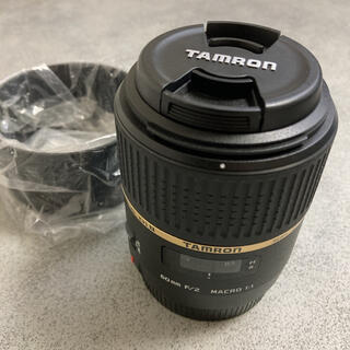 TAMRON - TAMRON タムロン SP AF60mm F2 DiII 単焦点レンズ