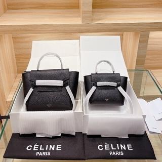 Dior - ✔ リーヌ  céline ♥ ショルダーバッグ  黒