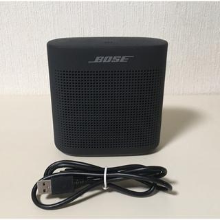 BOSE - 美品 SoundLink Color Bluetooth speaker II