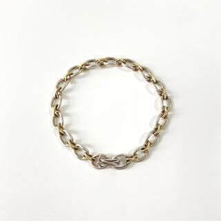 ティファニー(Tiffany & Co.)のVintage Tiffany&co. 18K X Link Bracelet(ブレスレット)