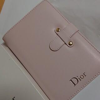 ディオール(Dior)のDior NOTEBOOK(ノート/メモ帳/ふせん)