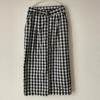 ディスコート(Discoat)のチェック スカートDiscoat(ロングスカート)