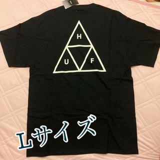 ハフ(HUF)の新品タグ付き HUF Tシャツ Lサイズ(Tシャツ/カットソー(半袖/袖なし))