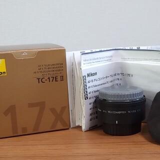 Nikon - Nikon  AI AF-S TC-17E II テレコン x1.7倍