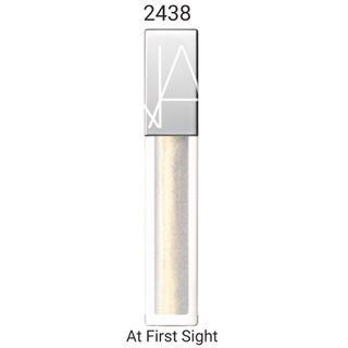 ナーズ(NARS)のNARS フルビニール リップラッカー 2438 at first sight(リップグロス)