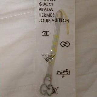 グッチ(Gucci)の新品GUCCIグッチストラップ(ストラップ/イヤホンジャック)