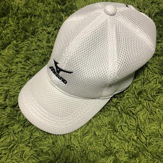 ミズノ(MIZUNO)のミズノ キャップ 帽子(ウェア)