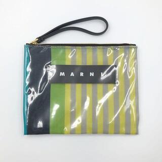 マルニ(Marni)の訳あり マルニ MARNI クラッチバック クラッチバッグ 財布 バック ポーチ(ポーチ)