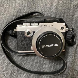 オリンパス(OLYMPUS)のpen-f 本体のみ(ミラーレス一眼)