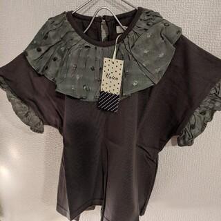 ユニカ(UNICA)のユニカ エリザベスカラーTシャツ 100(Tシャツ/カットソー)