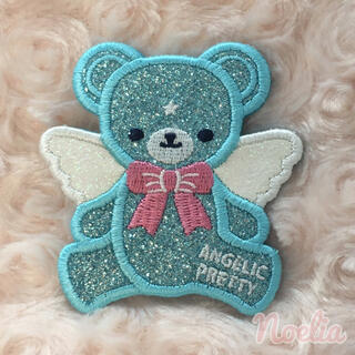 Angelic Pretty - Milkyベアークリップ