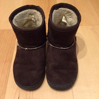 ムジルシリョウヒン(MUJI (無印良品))の無印  ブーツ 15-16cm(ブーツ)