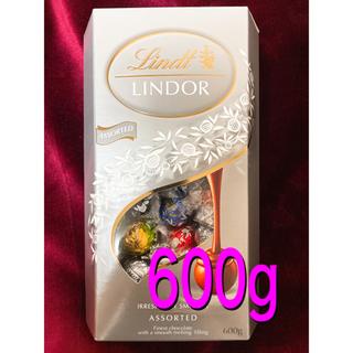 コストコ リンツリンドール シルバーアソート 600g(菓子/デザート)