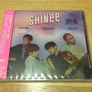 SHINee - SHINee CD 「Sunny Side」