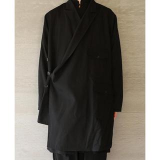 ヨウジヤマモト(Yohji Yamamoto)のYohji Yamamoto Pour Homme 17ss 民族ジャケット(チェスターコート)