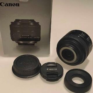 Canon - 【美品】 キヤノン EF-S 35mm F2.8 マクロレンズ IS STM