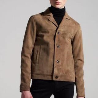Saint Laurent - MINEDENIM 新品未使用Suede Leather 4B JKT