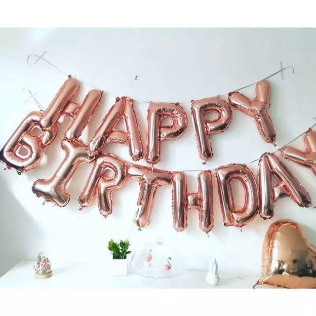 ダブル ハート バルーン 風船 お祝い 記念日 誕生日 (18個入り)ピンク インテリア/住まい/日用品のインテリア小物(ウェルカムボード)の商品写真