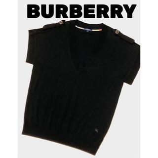 バーバリー(BURBERRY)のバーバリー BURBERRY ニット 美品(ニット/セーター)
