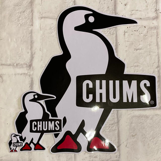 CHUMS - CHUMS Sticker  レアBIG size