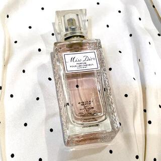 クリスチャンディオール(Christian Dior)のMiss Dior ヘアミスト30ml 箱なし(ヘアウォーター/ヘアミスト)