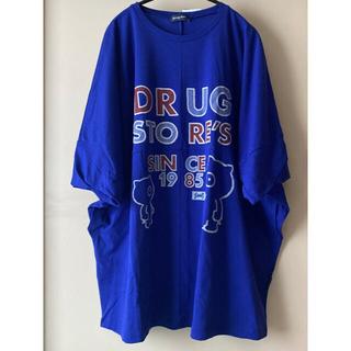 ドラッグストアーズ(drug store's)のドラッグストアーズ  チュニック Tシャツ 新品 タグ付き(チュニック)