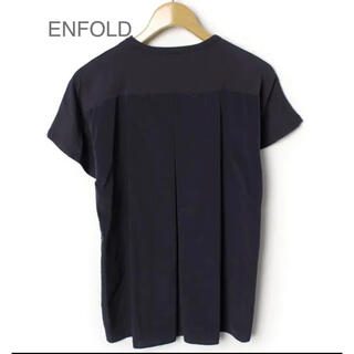 ENFOLD - ENFOLD エンフォルド Tシャツ トップス