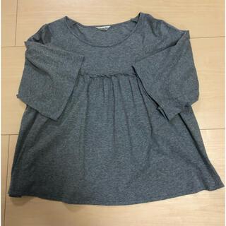 サマンサモスモス(SM2)のSM2☆5分丈カットソー(カットソー(半袖/袖なし))