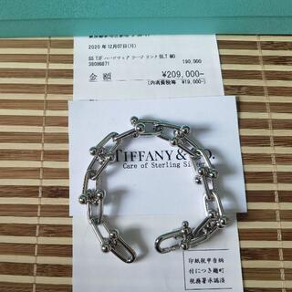 Tiffany & Co. - Tiffany&Co ティファニー ハードウェア リンクブレスレット