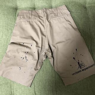 uniform experiment - uniform experiment DRIPPING SHORTS PANTS