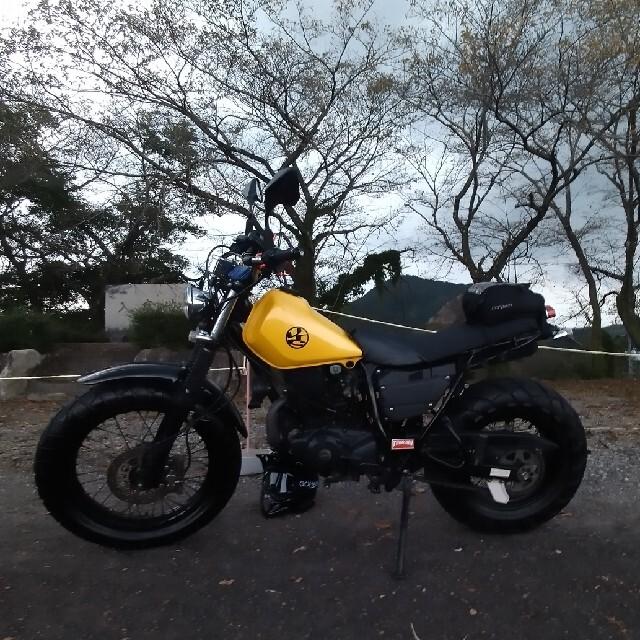 ヤマハ(ヤマハ)のTW225 自動車/バイクのバイク(車体)の商品写真