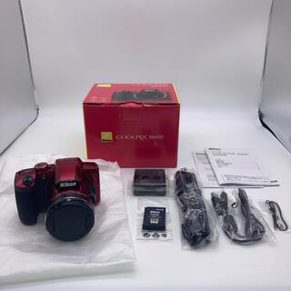 Nikon - Nikon デジタルカメラ COOLPIX B600 RD レッド B600RD