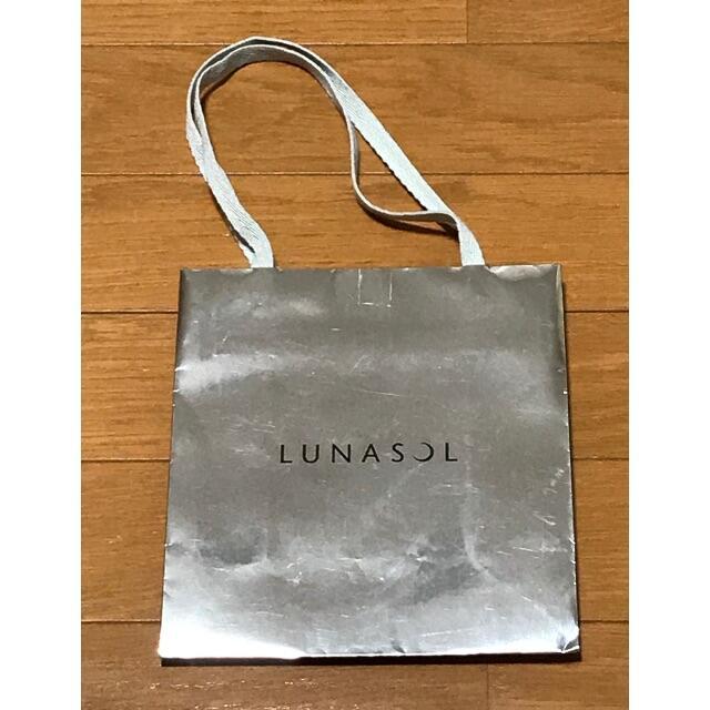 LUNASOL(ルナソル)のLUNASOL ルナソル ショップ袋 レディースのバッグ(ショップ袋)の商品写真