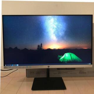 HP - 美品 HP 27f4K ディスプレイ 27インチ IPSパネル搭載 UHD4K