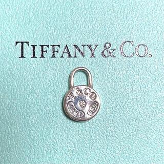 ティファニー(Tiffany & Co.)のティファニー 1837 ナロー ダイヤモンド サークル ラウンド チャーム(チャーム)